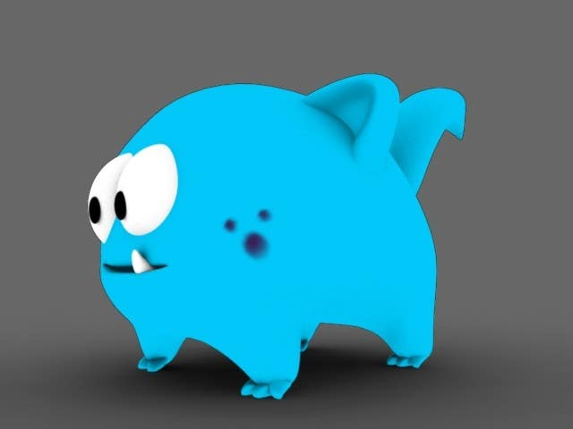 #31 for Design 3 cute game characters (3D) by mgamboa75