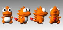 Contest Entry #53 for Design 3 cute game characters (3D)