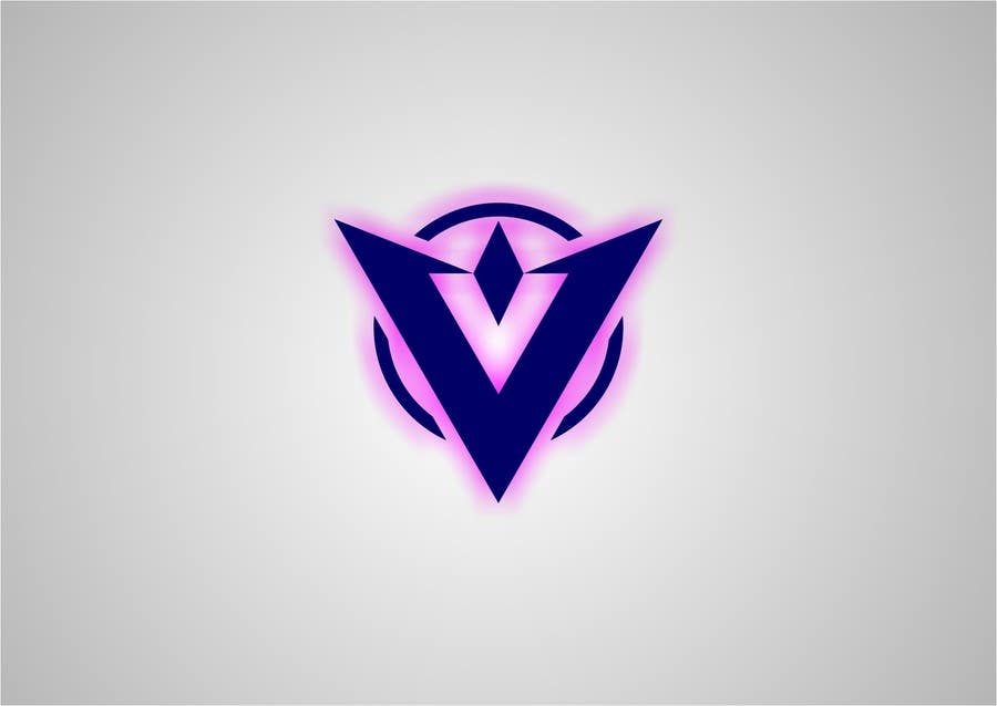 Entry 83 by praisystm for simple one letter v logo for Easy way to create a logo