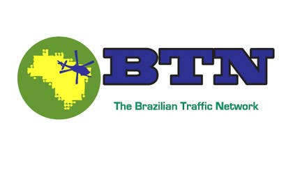 #114 pentru Logo Design for The Brazilian Traffic Network de către ironizor