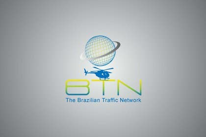 #152 untuk Logo Design for The Brazilian Traffic Network oleh indsmd
