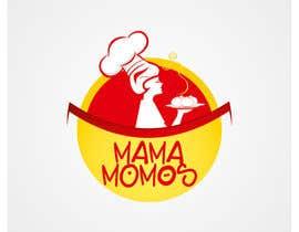 #25 para Design a Logo for Mama Momos por jubilantdesigner