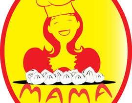 #5 untuk Design a Logo for Mama Momos oleh utrejak