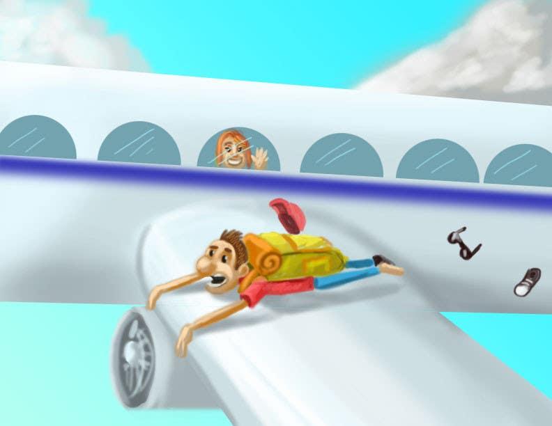 #13 for How far would you go to get a cheap flight? by eduardobravo
