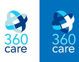 nº 57 pour Logo Design for 360Care par DavidGoodman