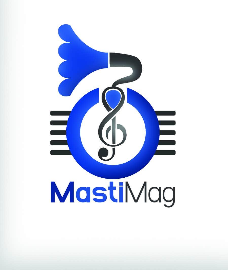 Bài tham dự cuộc thi #57 cho Design a Logo for Music Website
