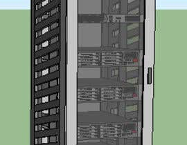#16 for Do some 3D Modelling for Server Rack af navz143