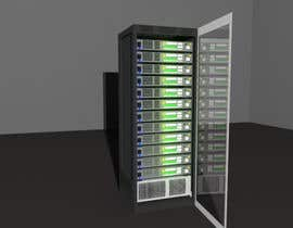 #7 for Do some 3D Modelling for Server Rack af Leylahodges