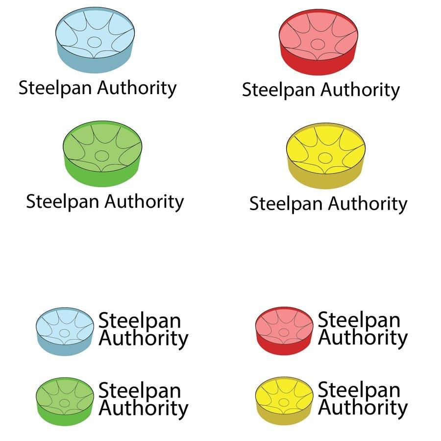Inscrição nº 14 do Concurso para Design a Logo for a Steelpan Instrument