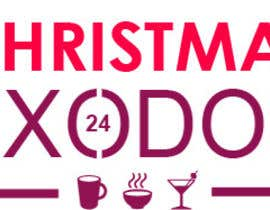 #13 for Design a simple Christmas logo from an existing logo af dustbunnies