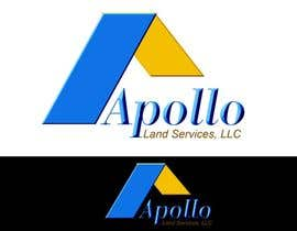 #27 for Design a Logo for Apollo Land Services af kamdy