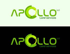 nº 9 pour Design a Logo for Apollo Land Services par KhalfiOussama