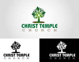 nº 120 pour Design a Logo for Christ Temple Church par sagorak47