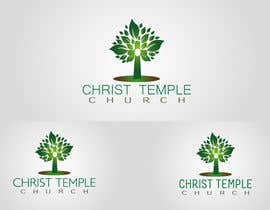 nº 291 pour Design a Logo for Christ Temple Church par sagorak47
