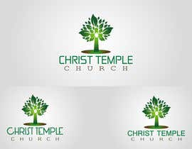 nº 298 pour Design a Logo for Christ Temple Church par sagorak47