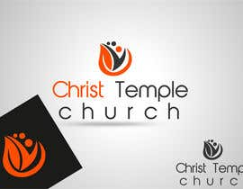 nº 118 pour Design a Logo for Christ Temple Church par Don67