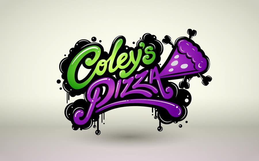 Contest Entry #65 for Design a Logo for Coley's Pizza