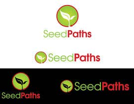 #159 para Design a Logo for SeedPaths - a new academic brand for tech por AnaKostovic27