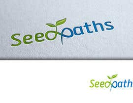#274 untuk Design a Logo for SeedPaths - a new academic brand for tech oleh santy99