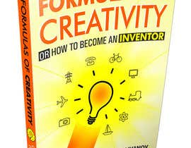 "accessideas tarafından Illustrate the cover of the book ""FORMULAS OF CREATIVITY OR HOW TO BECOME AN INVENTOR"" for me için no 22"