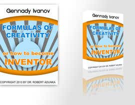 "pong10 tarafından Illustrate the cover of the book ""FORMULAS OF CREATIVITY OR HOW TO BECOME AN INVENTOR"" for me için no 3"