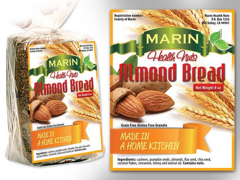 Bài tham dự cuộc thi #                                        17                                      cho                                         Design food packaging label