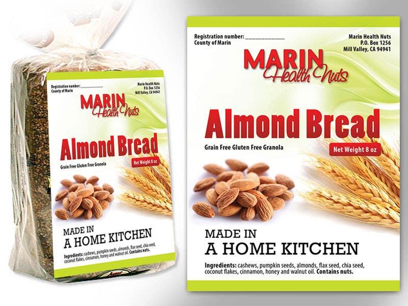 Bài tham dự cuộc thi #                                        18                                      cho                                         Design food packaging label