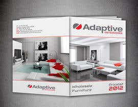 nad300882 tarafından Design a Brochure for some commercial office furniture için no 7