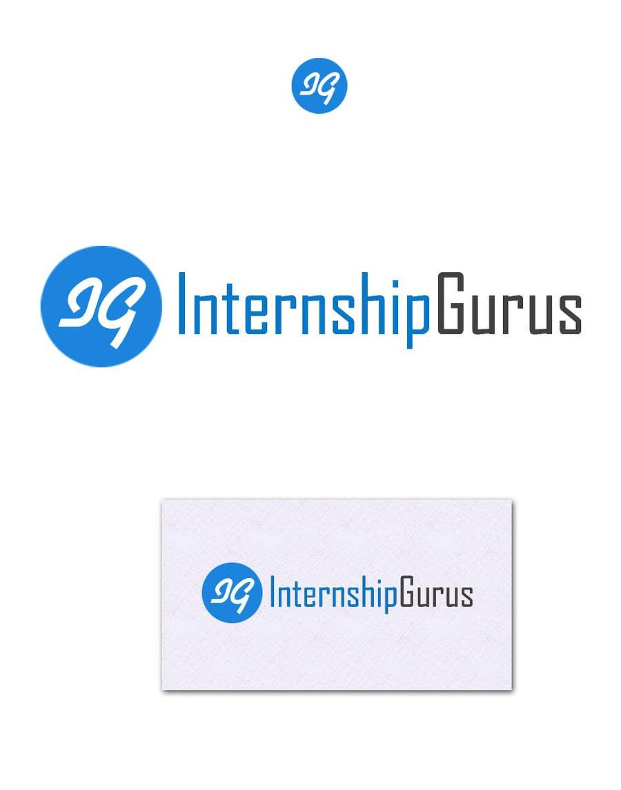 Inscrição nº 57 do Concurso para Design a Logo for InternshipGurus