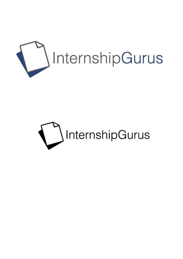Inscrição nº 124 do Concurso para Design a Logo for InternshipGurus