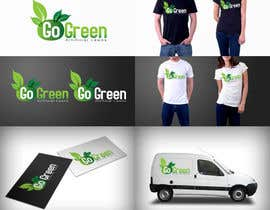 #614 untuk Logo Design for Go Green Artificial Lawns oleh Juntau