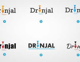 #47 para Design a Logo for DRINJAL.com por wlgprojects