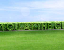 #42 cho I need some Graphic Design for a strapline cut in a hedge bởi peshan