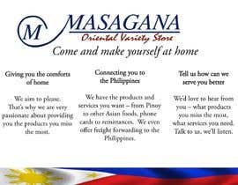 #3 for Write a tag line/slogan and content for a Specialist Philippine Grocery Store af oggieramos