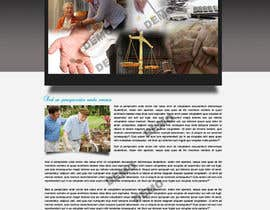#11 para Redesign Webpage for Articles por magnifiquedesign