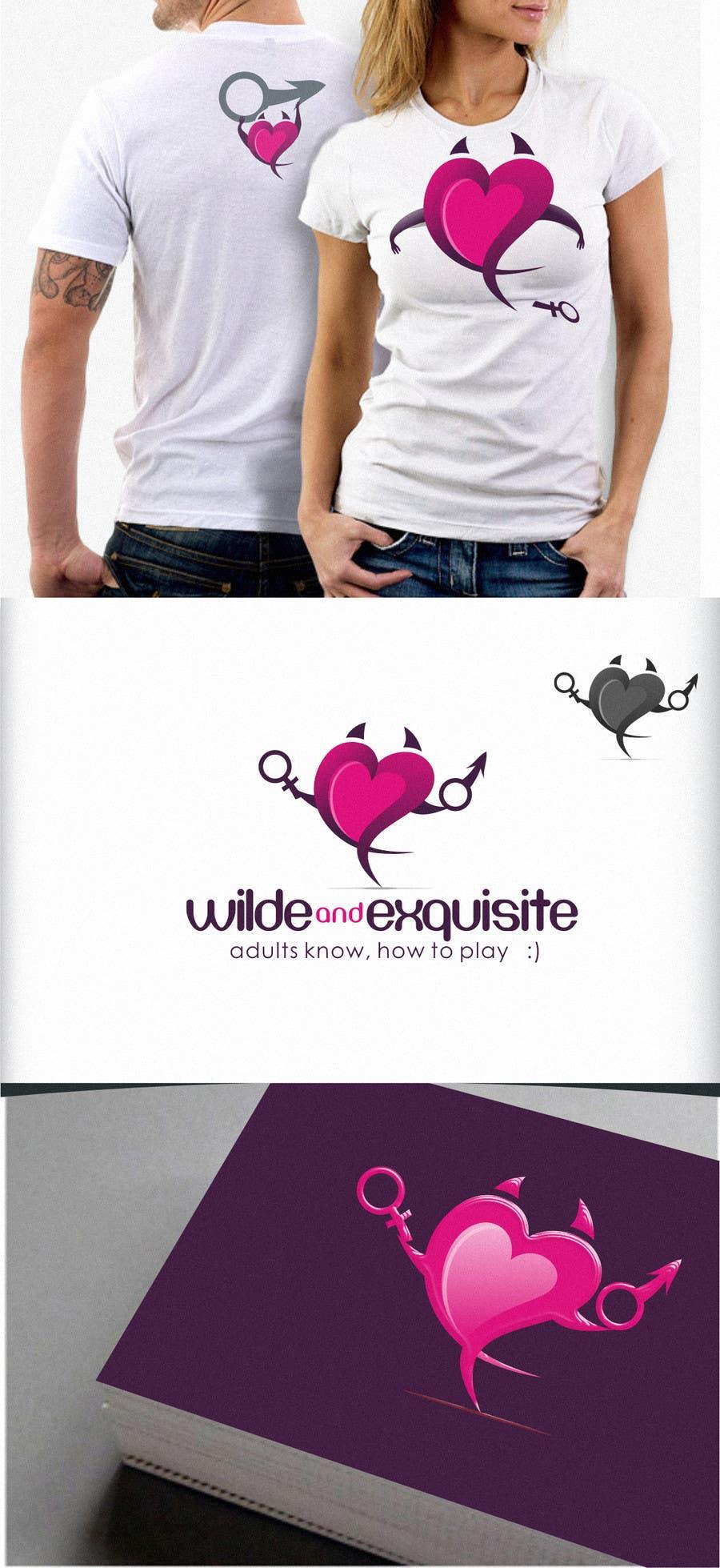 """Inscrição nº 51 do Concurso para Design a logo for online business """"Wild and Exquisite"""""""