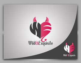"nojan3 tarafından Design a logo for online business ""Wild and Exquisite"" için no 65"