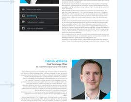 #14 for Create a Website Mockup for the Freelancer.com Management page af gaf001