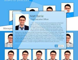 #10 for Create a Website Mockup for the Freelancer.com Management page af dinhnp