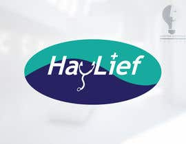 "#21 untuk Design a Logo for New Hayfever Tablet Box called ""Haylief"" oleh moorvina"