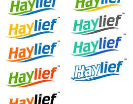 "#3 para Design a Logo for New Hayfever Tablet Box called ""Haylief"" por suneshthakkar"