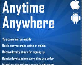 #3 untuk Design a promotional poster for a mobile app and loyalty programme oleh oswaldvillarroel