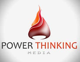 #428 untuk Logo Design for Power Thinking Media oleh marenco86