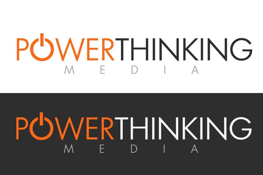 Конкурсная заявка №432 для Logo Design for Power Thinking Media