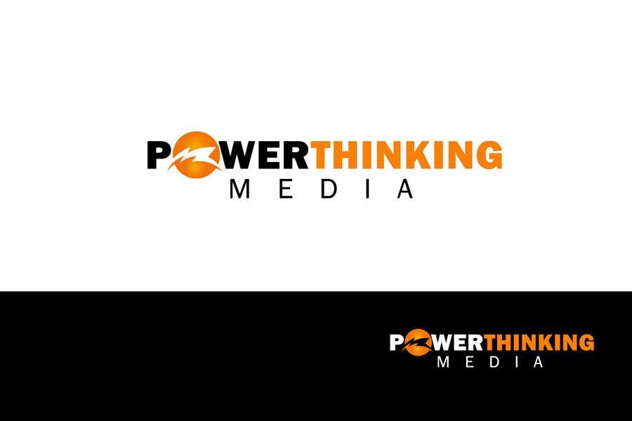 Конкурсная заявка №387 для Logo Design for Power Thinking Media