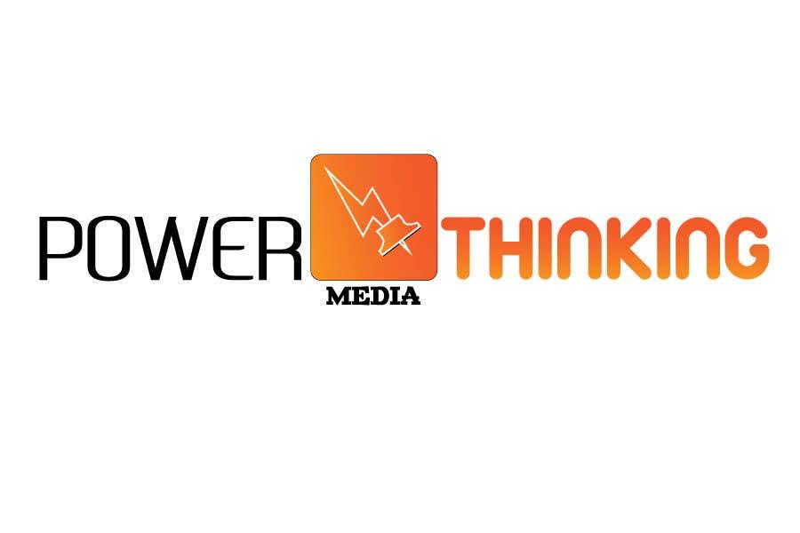 Конкурсная заявка №398 для Logo Design for Power Thinking Media