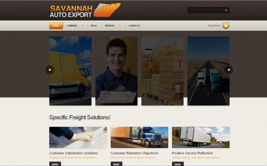 Bài tham dự cuộc thi #                                        12                                      cho                                         Design a Logo for Logistic company