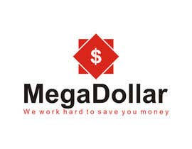 #60 cho Develop a Corporate Identity for Mega Dollar bởi ibed05
