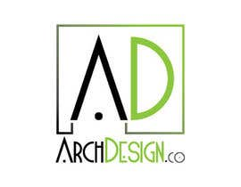 #66 cho Logo design for ArchDesign.co bởi unophotographics