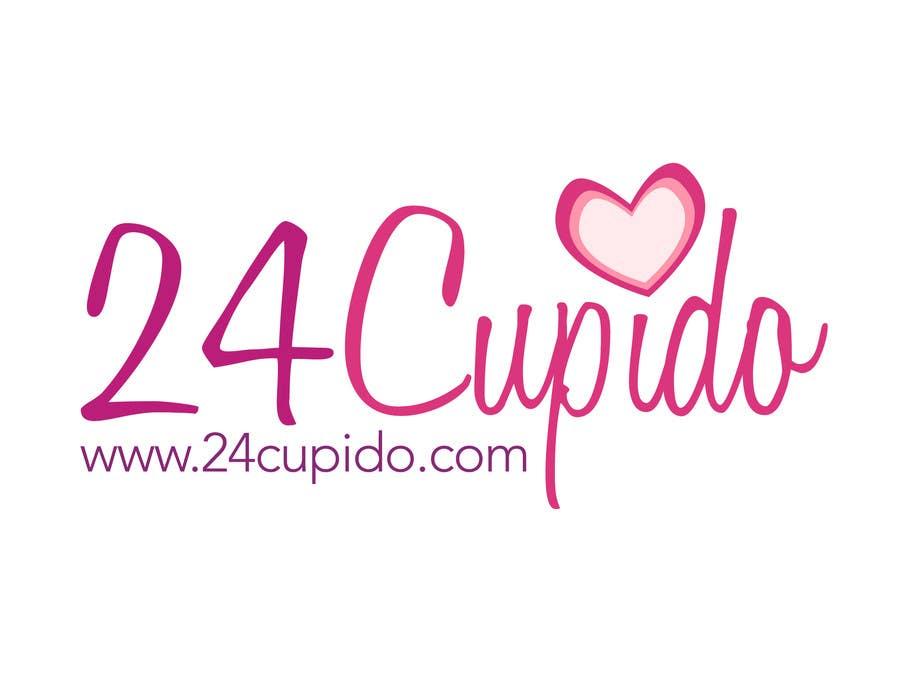 #44 for Logo design for 24CUPIDO.COM by andreaosorioj